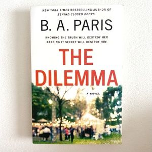The Dilemma Paperback Book